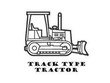 Track Loader Kids Coloring