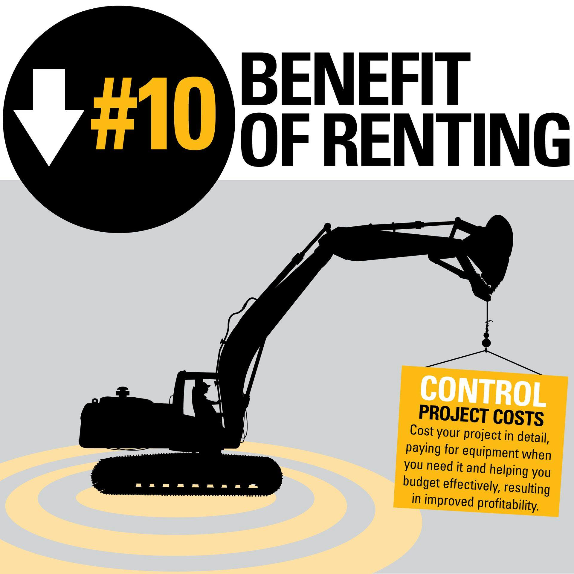 10 Benefit of Renting