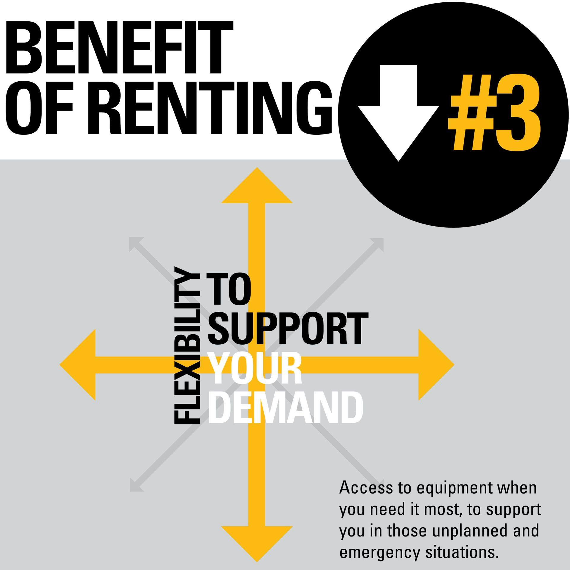 3 Benefit of Renting