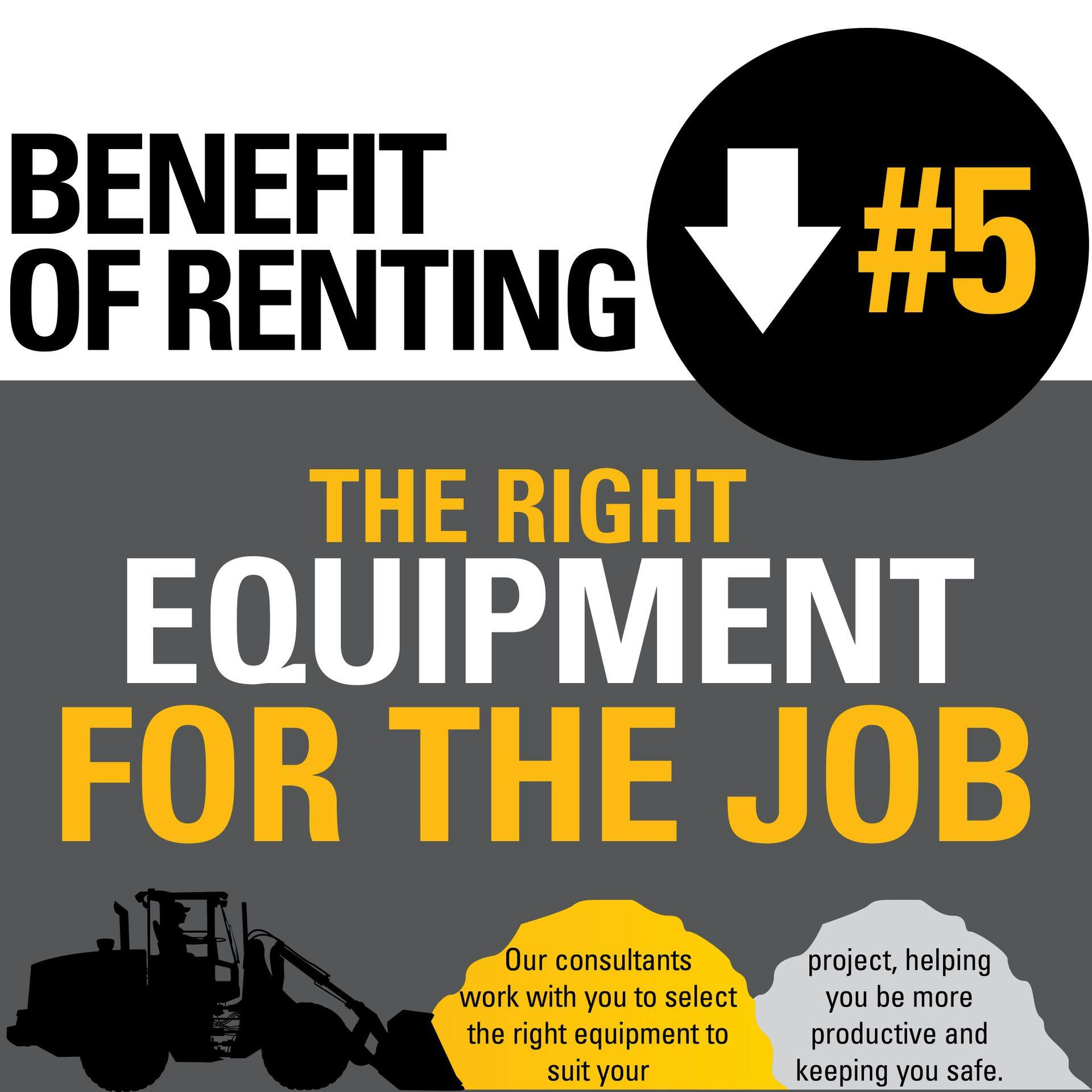 5 Benefit of Renting