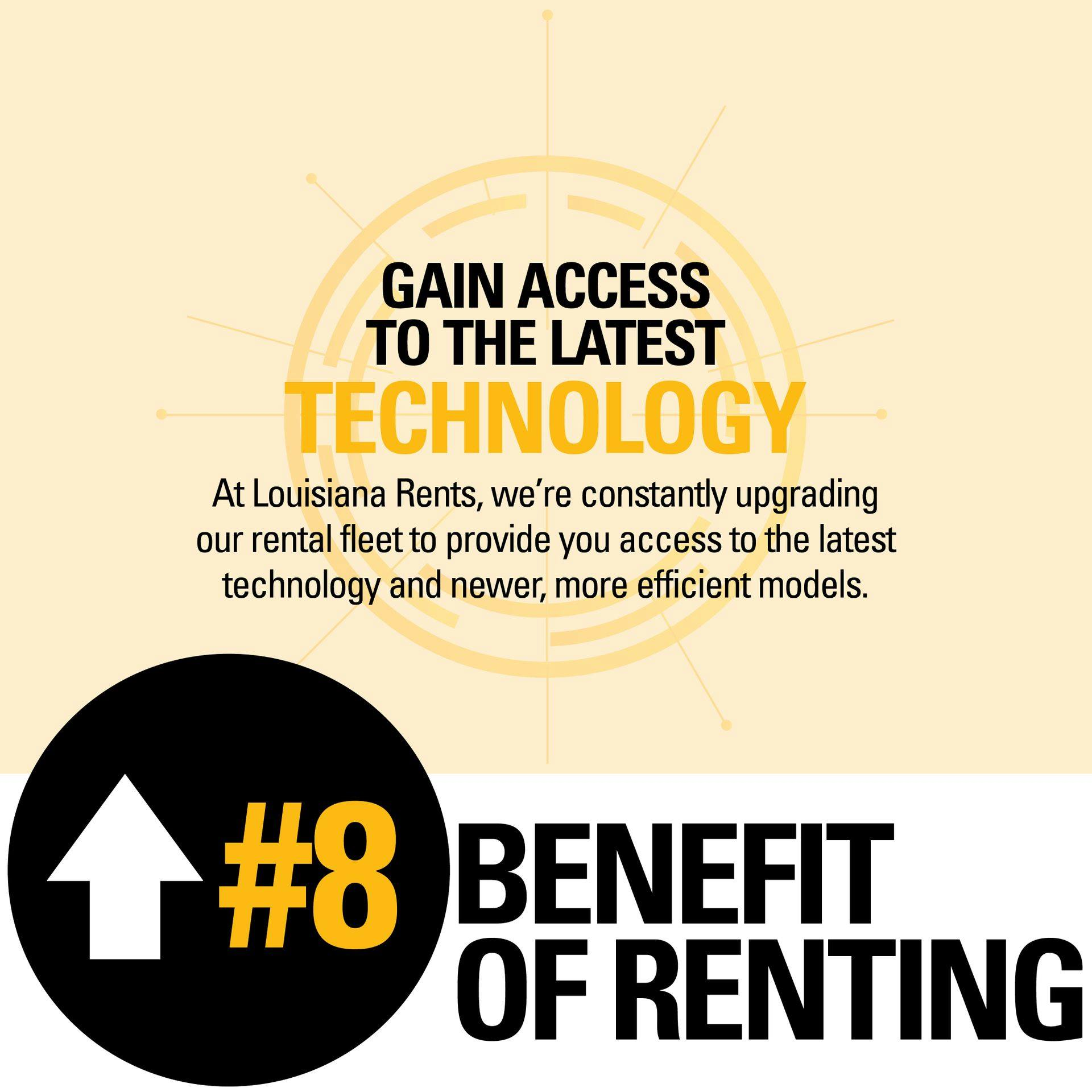 8 Benefit of Renting