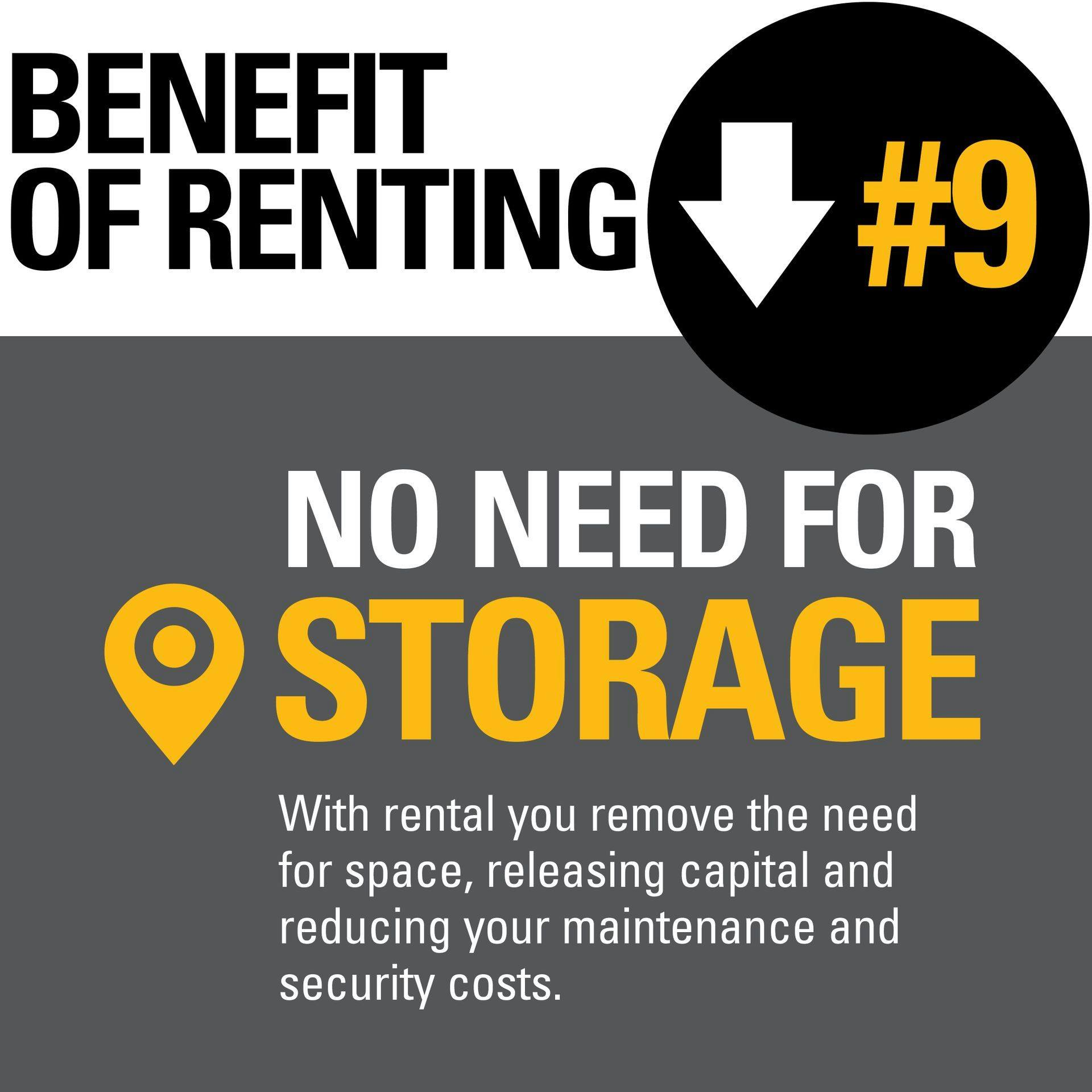 9 Benefit of Renting