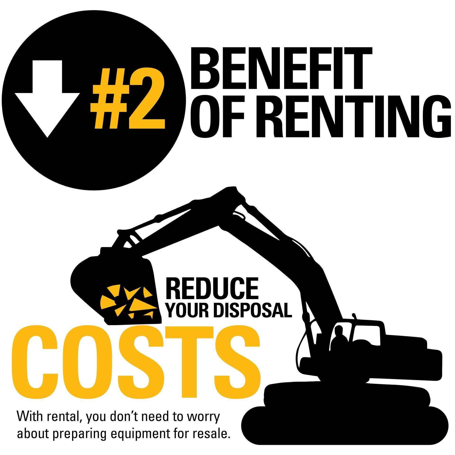2 Benefit of Renting